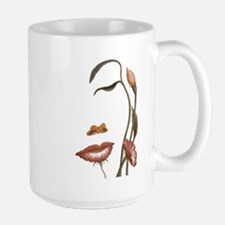 Face flower Mugs