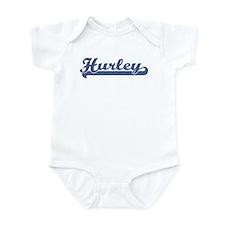 Hurley (sport-blue) Infant Bodysuit