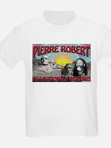 Pierre Robert is a National Treasure! T-Shirt