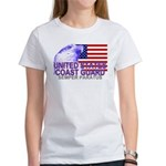 United States Coast Guard Women's T-Shirt