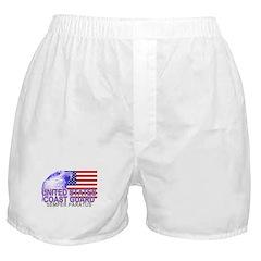 United States Coast Guard Boxer Shorts