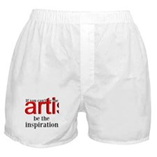 Be The Inspiration Boxer Shorts