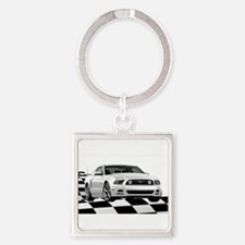 14WHMustangGTCB Keychains