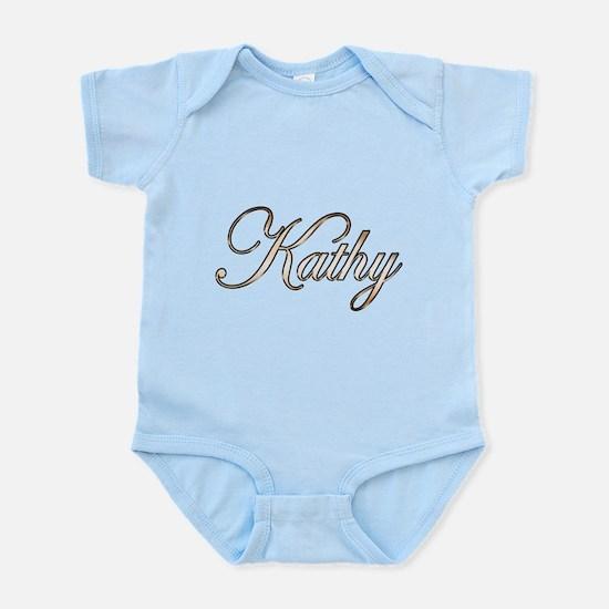 Gold Kathy Body Suit