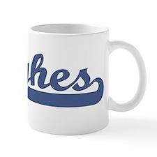 Hughes (sport-blue) Coffee Mug
