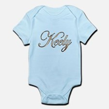 Gold Keely Body Suit