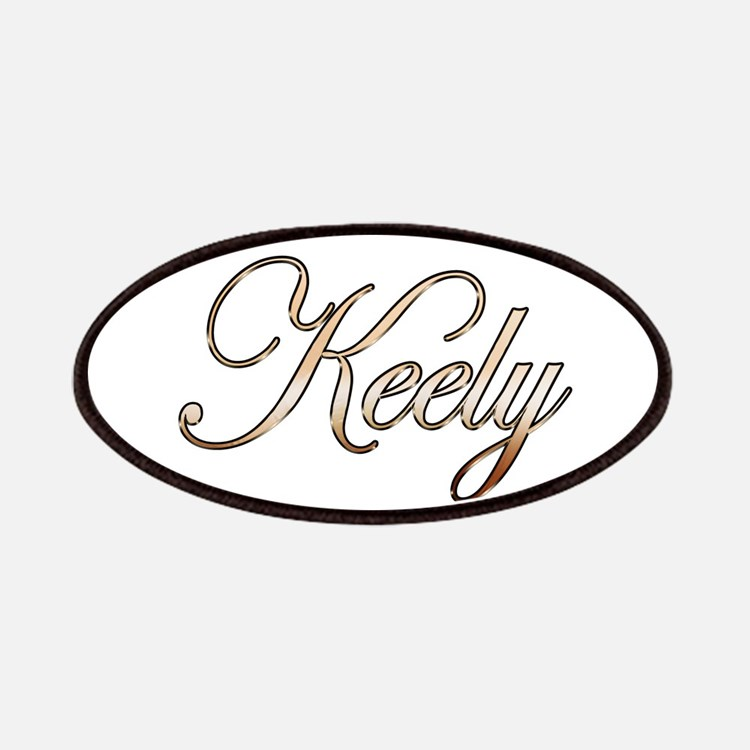 Gold Keely Patch