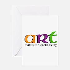 Art Greeting Cards