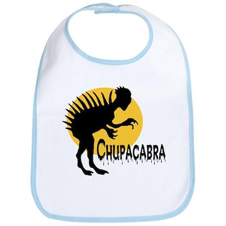 Chupacabra Moon - Cryptozoolo Bib