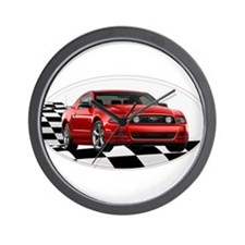 2014RRMustangGT Wall Clock