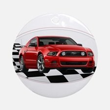 2014RRMustangGT Ornament (Round)