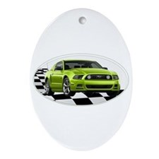 GHGMustangGT Ornament (Oval)