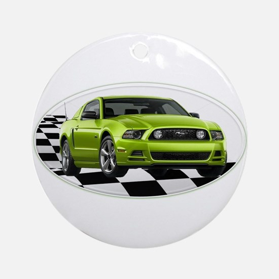 GHGMustangGT Ornament (Round)