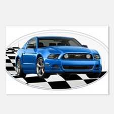 GB14MustangGT Postcards (Package of 8)