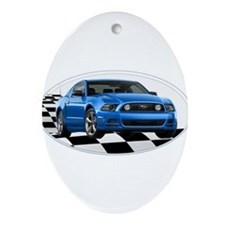 GB14MustangGT Ornament (Oval)