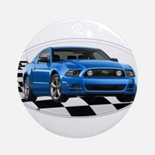 GB14MustangGT Ornament (Round)