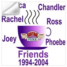 Friends TV Show Wall Decal