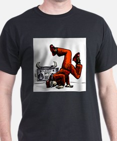 Breakdance_oldschool T-Shirt