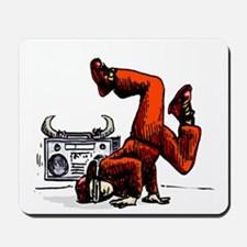 Breakdance_oldschool Mousepad