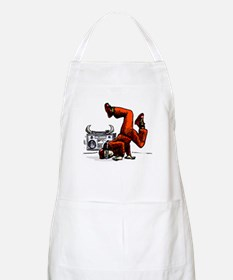Breakdance_oldschool Apron