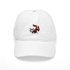 Breakdance_oldschool Baseball Cap