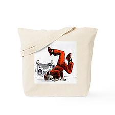 Breakdance_oldschool Tote Bag