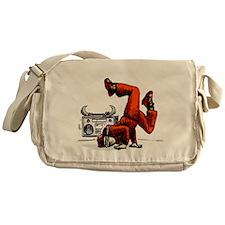 Breakdance_oldschool Messenger Bag