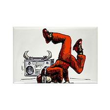 Breakdance_oldschool Magnets