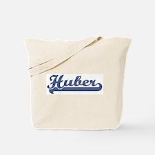 Huber (sport-blue) Tote Bag