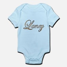 Gold Laney Body Suit