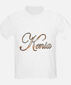 Gold Kenia T-Shirt