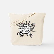 Alpha Base Tote Bag