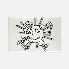 Alpha Base Rectangle Magnet