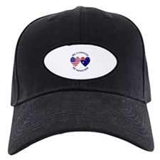 Australian Heritage 3 Baseball Hat