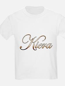 Gold Kiera T-Shirt