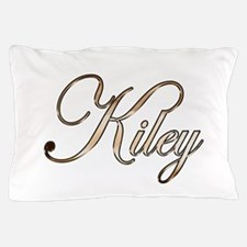 Gold Kiley Pillow Case