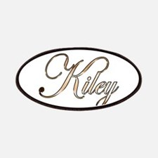 Gold Kiley Patch