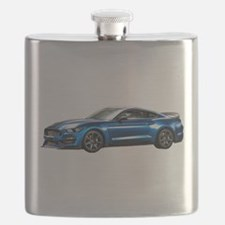 Cute Ford mustang Flask