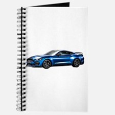 Funny Shelby mustang Journal