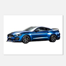 Funny Ford mustang Postcards (Package of 8)