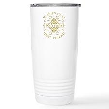 Married My Best Friend Travel Mug