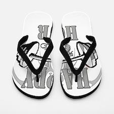 Cute Cross fit Flip Flops