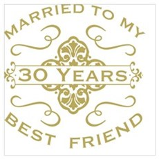 Married My Best Friend 30th Poster
