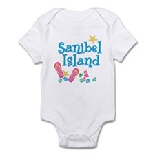 Sanibel Island - Infant Bodysuit