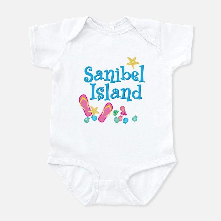 Sanibel Island - Infant Bodysuit