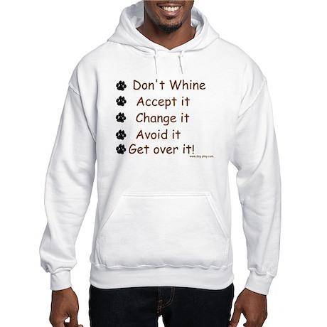 No Whining JAMD Hooded Sweatshirt