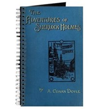 Sherlock Holmes Adventures first edition Journal