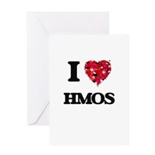 I love Hmos Greeting Cards