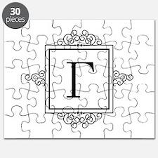 Gamma Greek monogram Puzzle