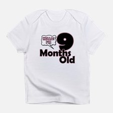 Hello I'm 9 Months Old Infant T-Shirt